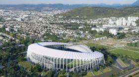 Extension du Stade Gabriel-Montpied, l'enceinte du Clermont Foot 63, brefeco.com