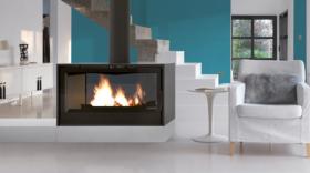 Seguin est devenu l'un des principaux créateurs français de cheminées et de solutions de chauffage au bois.