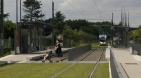 Une piste cyclable nouvelle génération entre Décines et Meyzieu