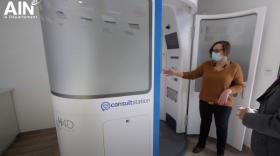 Le Département de l'Ain investit dans des cabines de téléconsultation médicale