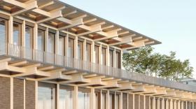 Tectoniques Architectes retenu pour l'équipement mutualisé «Ville-Campus» à Vaulx-en-Velin