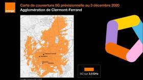 Clermont-Ferrand parmi les premières villes de France servies par la 5G