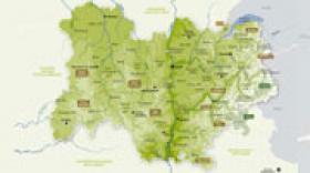 Auvergne Rhône-Alpes, deuxième région française