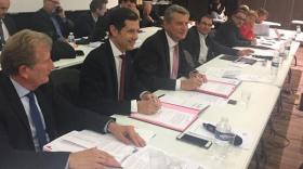 L'Etat et Valence Romans Agglo signent un contrat de ruralité