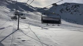 Dure, dure, la saison de ski!