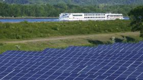 CNR - Centrale photovoltaïque de Saulce