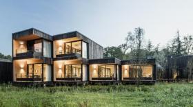 Un centre hôtelier réalisé par Ossabois - brefeco.com