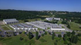 centre de R&D de LafargeHolcim à Saint-Quentin-Fallavier, brefeco.com