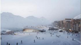 Datant de 1983, le centre sportif de Val Thorens est un équipement phare pour la station.