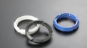 Des pièces en céramique, légères et résistantes, qui intéressent de plus en plus de marchés.