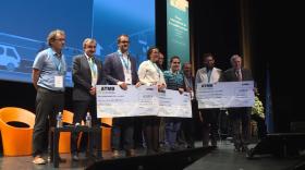 Les prix ATMB Mobilités ont été remis le 16 novembre à Annemasse.