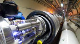 Cern : le projet d'un accélérateur de particules nouvelle génération est prêt