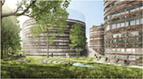 CFA Rhône-Alpes Auvergne lance 15 500 m² près de l'aéroport de Genève