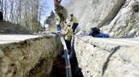 La métropole grenobloise engage 105 M€ pour son alimentation en eau potable