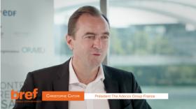 Christophe Catoir, président de The Adecco Group France.