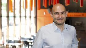 Christophe Fargier, directeur du groupe Ninkasi