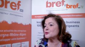 Claire Dorland Clauzel, membre du comité exécutif du groupe Michelin - bref eco