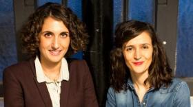 Clara Delétraz et Béatrice Moulin ont fondé Switch à Paris.