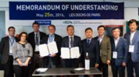 Coboteam signe un accord avec un homologue coréen