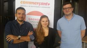 Guillaume Sagnes, Lisa Ladiray et Nicolas Massacrier, brefeco.com