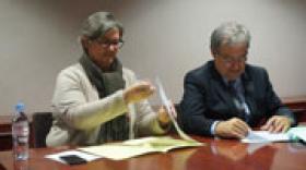 La Caisse d'Epargne Rhône Alpes et la CCI de Lyon s'associent