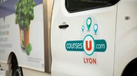 """Courses U Lyon va ouvrir quinze """"drives piétons"""" d'ici l'été"""