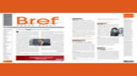 #ACTU : Les actualités économiques à découvrir cette semaine dans Bref Rhône-Alpes Auvergne