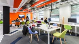 """Sept nouvelles start-up renforcent le positionnement """"Tech"""" du Hub612"""