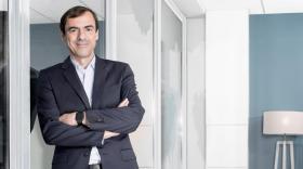 Daniel Karyotis, directeur général de la Banque Populaire Auvergne Rhône-Alpes.
