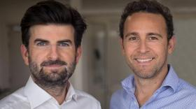 Laurent Lafaye et Fabrice Tocco ont créé Dawex en 2015 à Lyon - bref eco