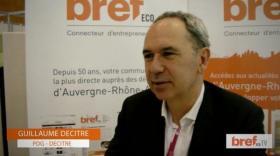 Guillaume Decitre, brefeco.com