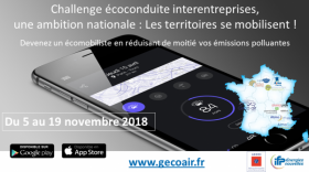 Le challenge écoconduite interentreprises IFPEN et Ademe prend une dimension nationale