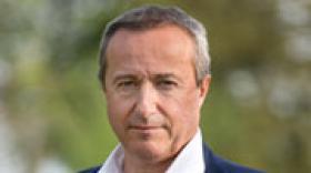 Didier Perréol, nouveau président de l'Agence BIO