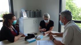 Diab-eCare s'appuie sur des solutions connectées pour suivre ses patients