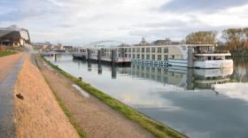 Les chiffres 2019 du transport fluvial de marchandises en France sont en croissance (+10% en t-km)  brefeco