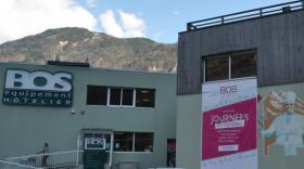 Le siège de Bos à Moûtiers