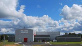 L'usine EcoTitanium de Saint-Georges-de-Mons (Puy-de-Dôme)