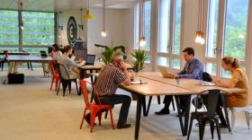 L'espace de coworking Coworkimmo