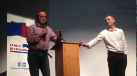 Martin Hirsch et Emmanuel Faber, brefeco.com