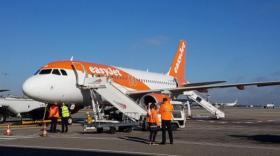 Un huitième avion Easyjet à Lyon-Saint Exupéry