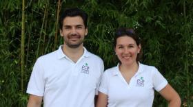 Stéphane Ducourtioux et Aurélie Nomdedeu, brefeco.com