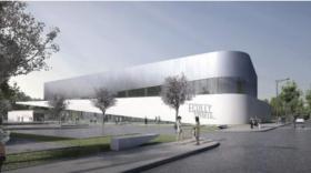 Modélisation du centre sportif et de loisirs