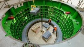 centrale de La Coche - EDF - bref eco