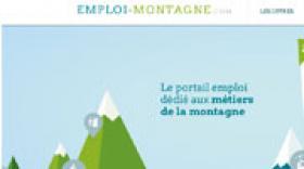 Le site de recrutement Emploi-Montagne.com est en ligne