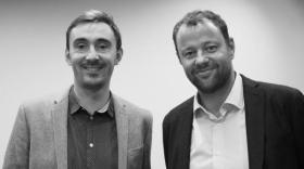 Luc Mertzweiller et Laurent Arnaud, brefeco.com