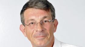 Jean-Michel Bérard, fondateur d'Esker à Lyon.