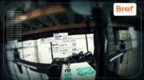 VIDEO. Saga #BrefInnov 11/12 : avec Eysee, Hardis Group propose un robot inventoriste