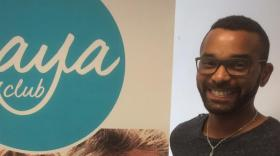 "Fabrice Monreiro, responsable du développement des ""Naya-Club""."