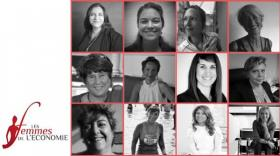 Les douze nommées des Femmes de l'économie 2018 -bref eco
