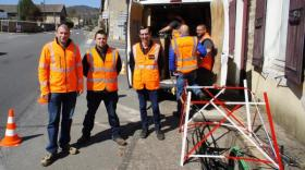 Orange déploie la fibre à Monsols